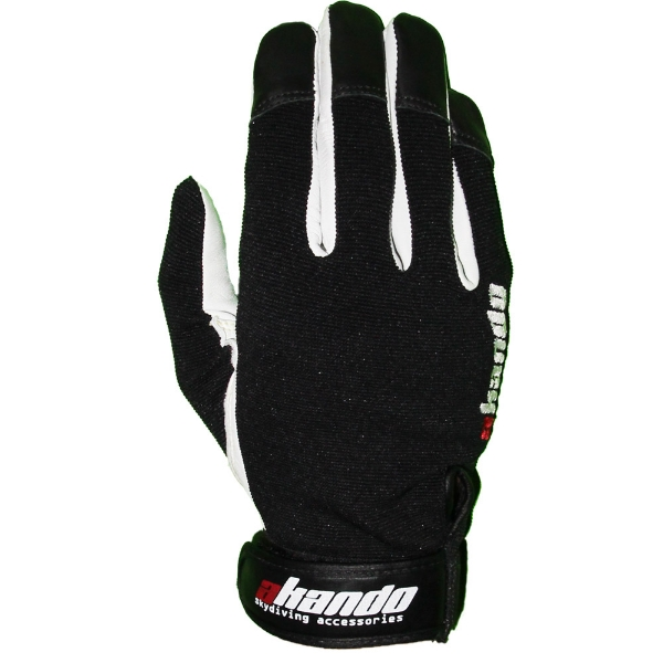 Picture of Classic Black  Gloves Logo 2.0 - SIZE XXL and XXXL ONLY