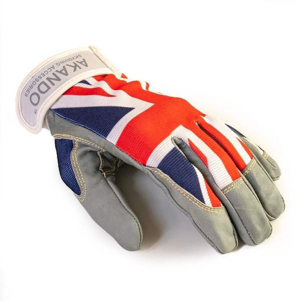 Picture of Akando Ultimate Union Jack Gloves
